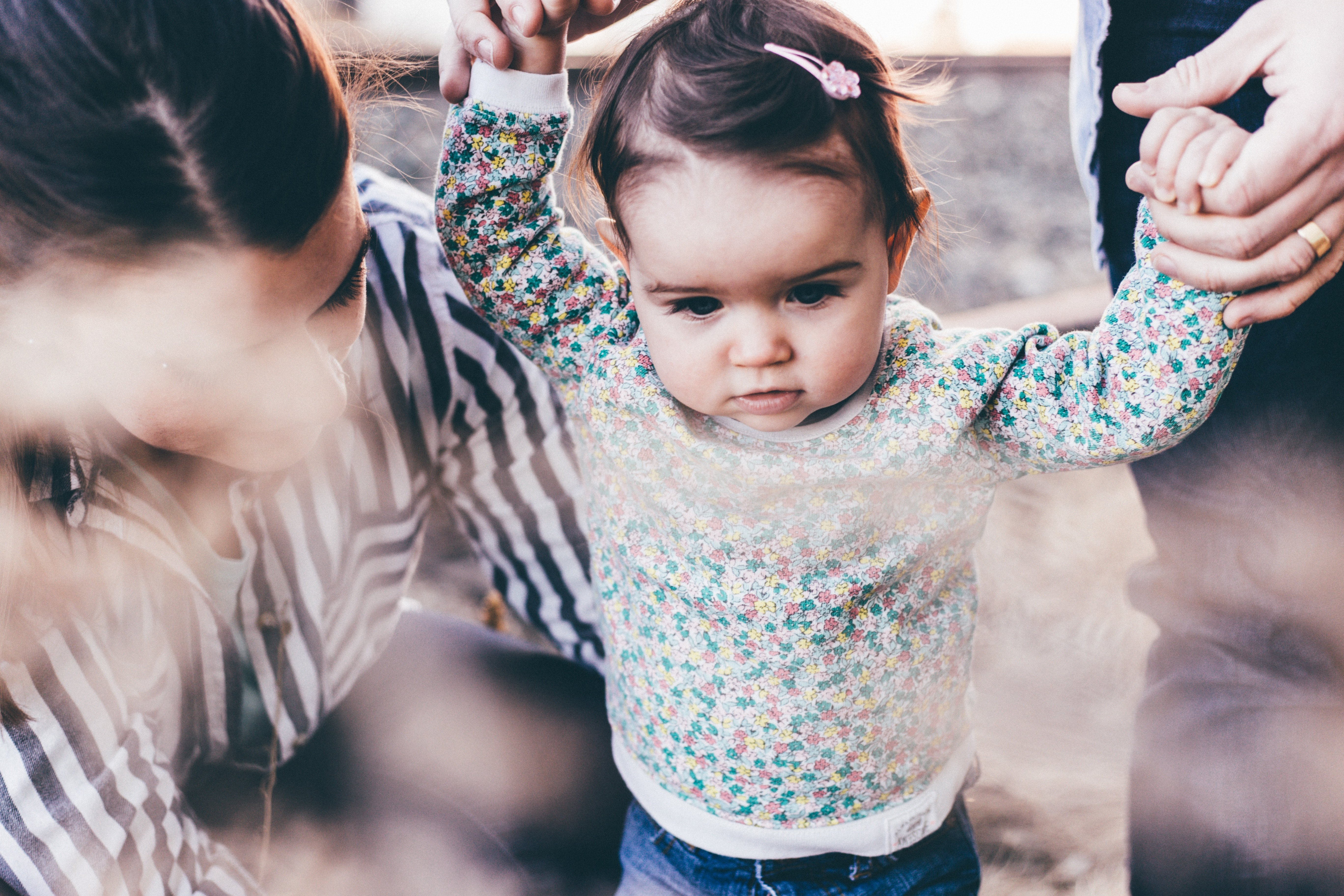 Parents and Preschoolers